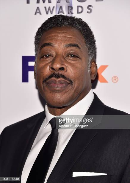 Actor Ernie Hudson attends the 49th NAACP Image Awards NonTelevised Award Show at The Pasadena Civic Auditorium on January 14 2018 in Pasadena...