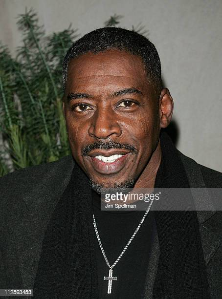 Actor Ernie Hudson attends the 'Look' Premiere at The Core Club on October 29 2007 in New York City