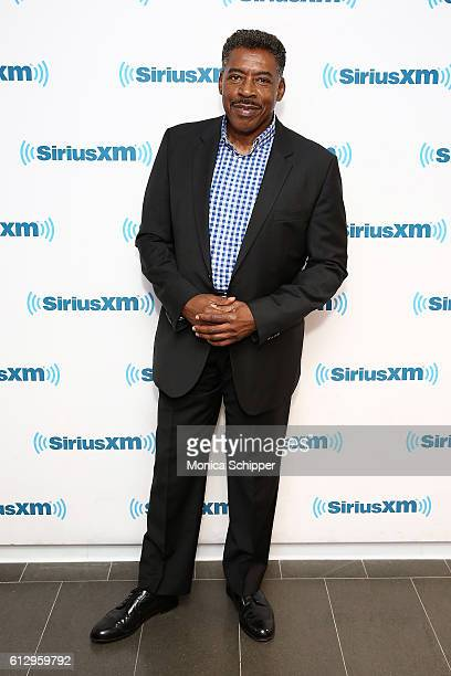 Actor Ernie Hudson visits SiriusXM Studio on October 6 2016 in New York City