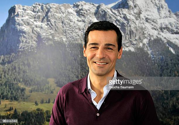 Actor Erol Sander attends the STARVISIT at Burda Medien Park Verlage on February 5 2010 in Offenburg Germany