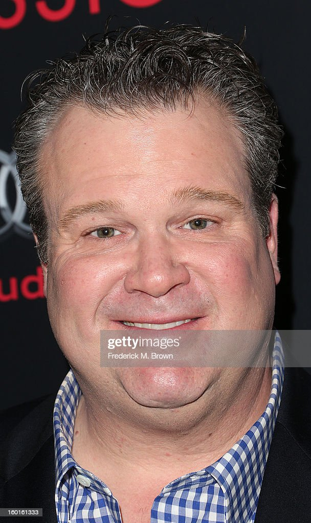 Actor Eruc Stonestreet attends Entertainment Weekly Screen Actors Guild Awards Pre-Party at Chateau Marmont on January 26, 2013 in Los Angeles, California.