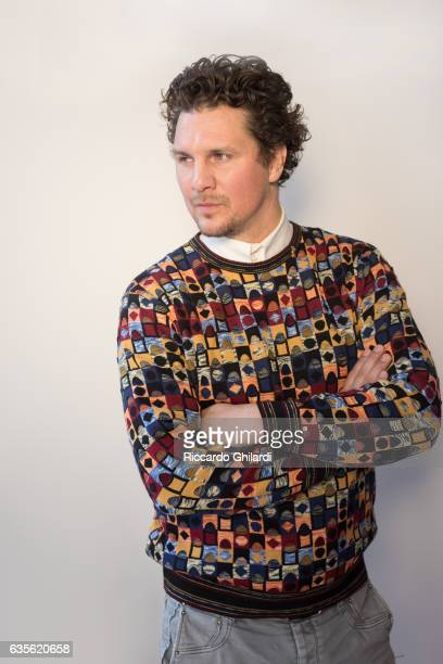 Actor Ervin Nagi is photographed for Self Assignment on February 11 2017 in Berlin Germany