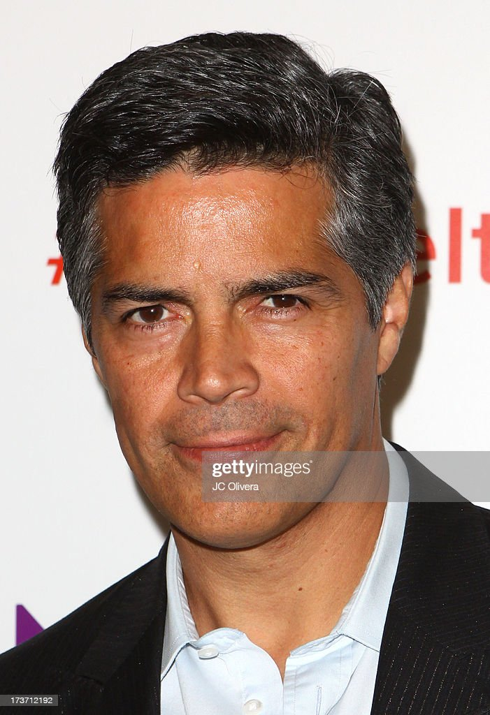 Actor Esai Morales attends NUVOtv Network Launch Party at The London West Hollywood on July 16, 2013 in West Hollywood, California.