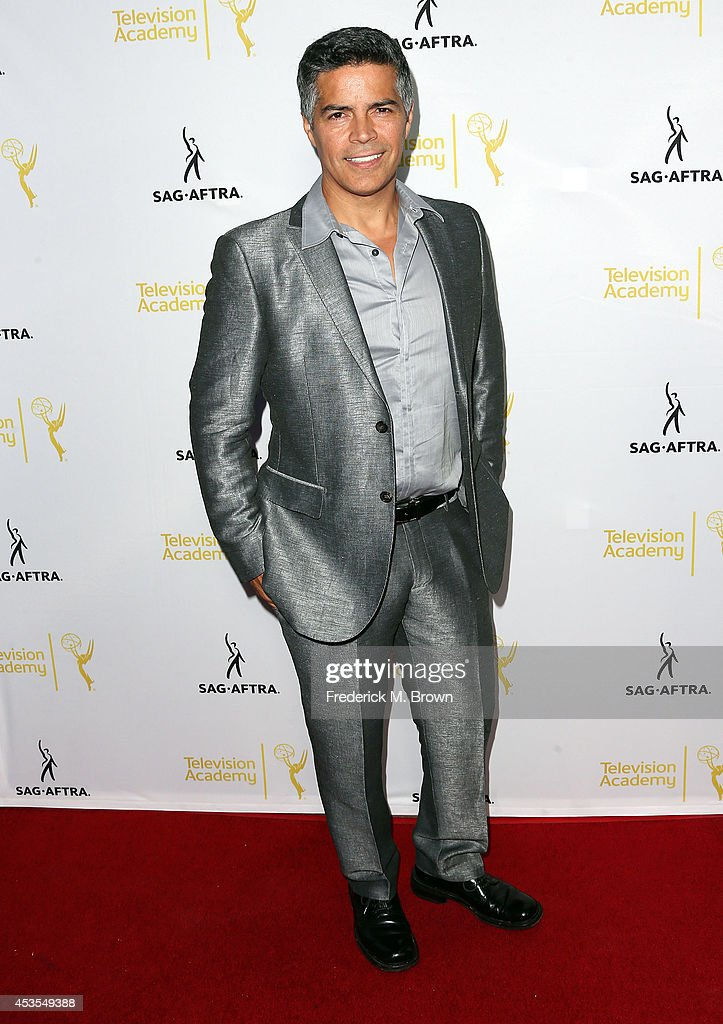 Actor Esai Morales attends the Television Academy and SAG-AFTRA Presents Dynamic & Diverse: A 66th Emmy Awards Celebration of Diversity at the Leonard H. Goldenson Theatre on August 12, 2014 in North Hollywood, California.