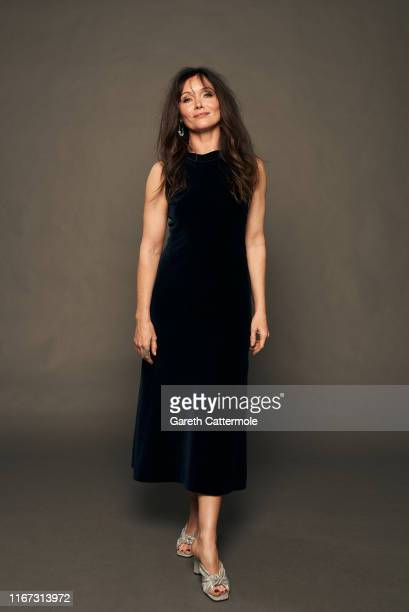 Actor Essie Davis from the film 'True History of the Kelly Gang' poses for a portrait during the 2019 Toronto International Film Festival at...