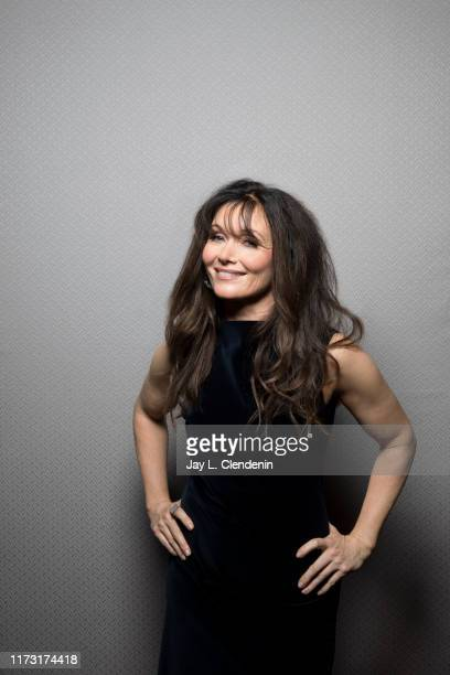 Actor Essie Davis from 'The True History of The Kelly Gang' is photographed for Los Angeles Times on September 9, 2019 at the Toronto International...