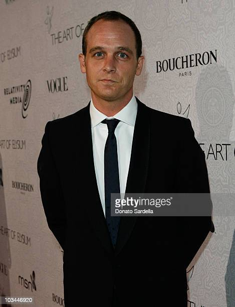 """Actor Ethan Embry arrives at The Art of Elysium's 3rd Annual Black Tie Charity Gala """"Heaven"""" on January 16, 2010 in Beverly Hills, California."""