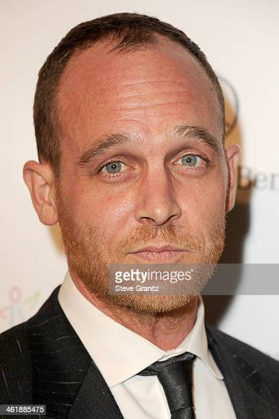 Actor Ethan Embry arrives at The Art of Elysium's 7th Annual HEAVEN Gala presented by Mercedes-Benz at Skirball Cultural Center on January 11, 2014...