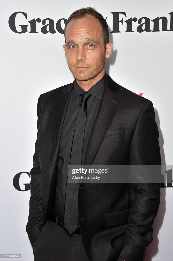 """Ethan Embry Grace And Frankie: Actor Ethan Embry Attends The Premiere Of Netflix's """"Grace"""
