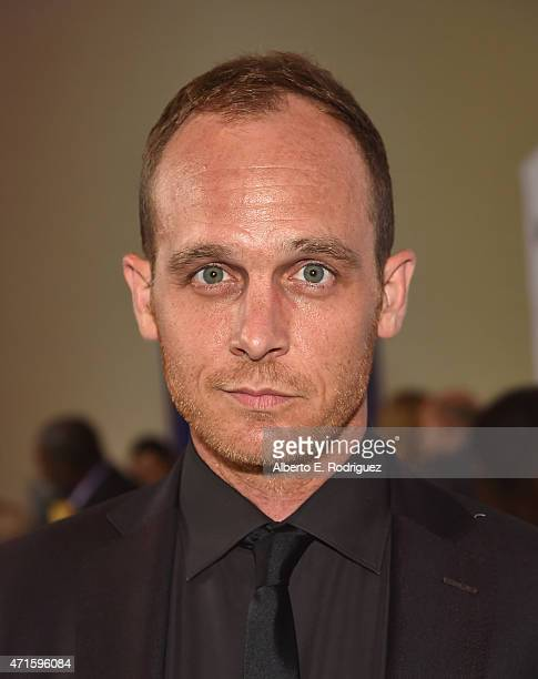 Actor Ethan Embry attends the premiere of Netflix's Grace and Frankie at Regal Cinemas LA Live on April 29 2015 in Los Angeles California