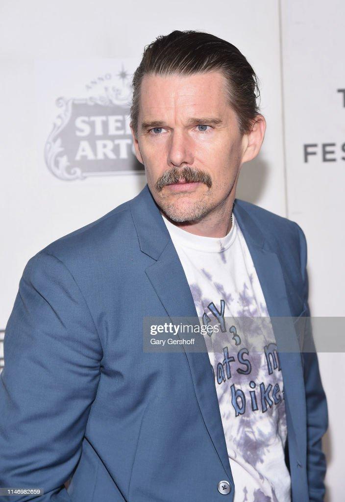 2019 Tribeca Film Festival - Anniversary Film: Reality Bites - 25 Years : Nieuwsfoto's