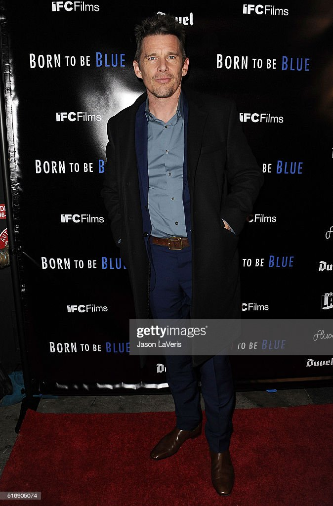 "Premiere Of IFC Films' ""Born To Be Blue"" - Arrivals"