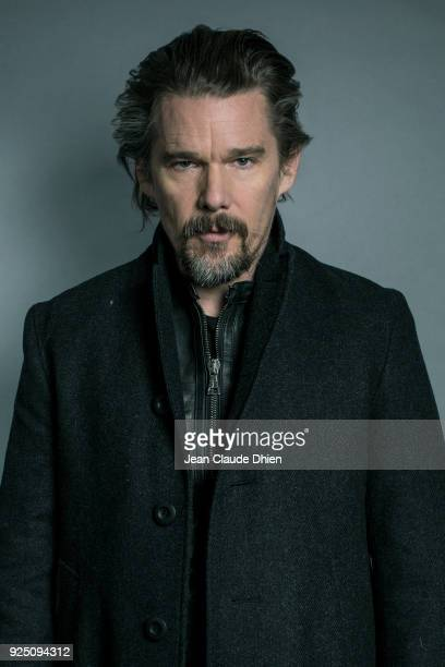 Actor Ethan Hawke is photographed for MovieMaker on December 13 2017 in New York City