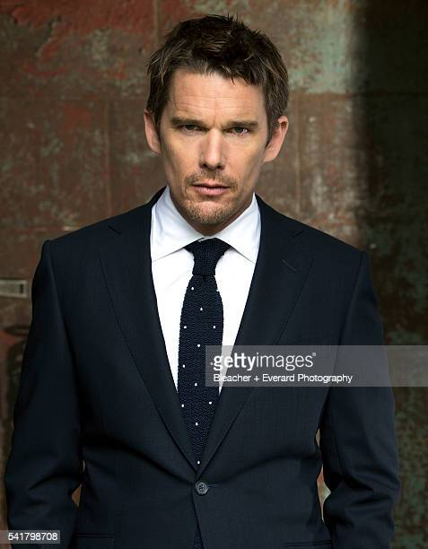 Actor Ethan Hawke is photographed for Prestige Magazine on June 5 2012 in New York City