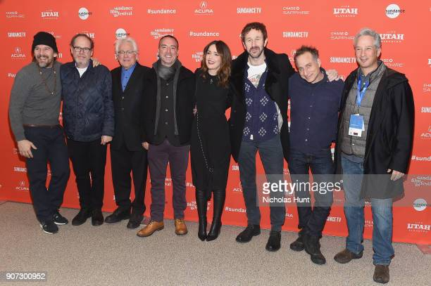 Actor Ethan Hawke Producers Albert Berger Ron Yerxa Executive Producer Simon Horsman Actors Rose Byrne Chris O'Dowd Director Jesse Peretz and...