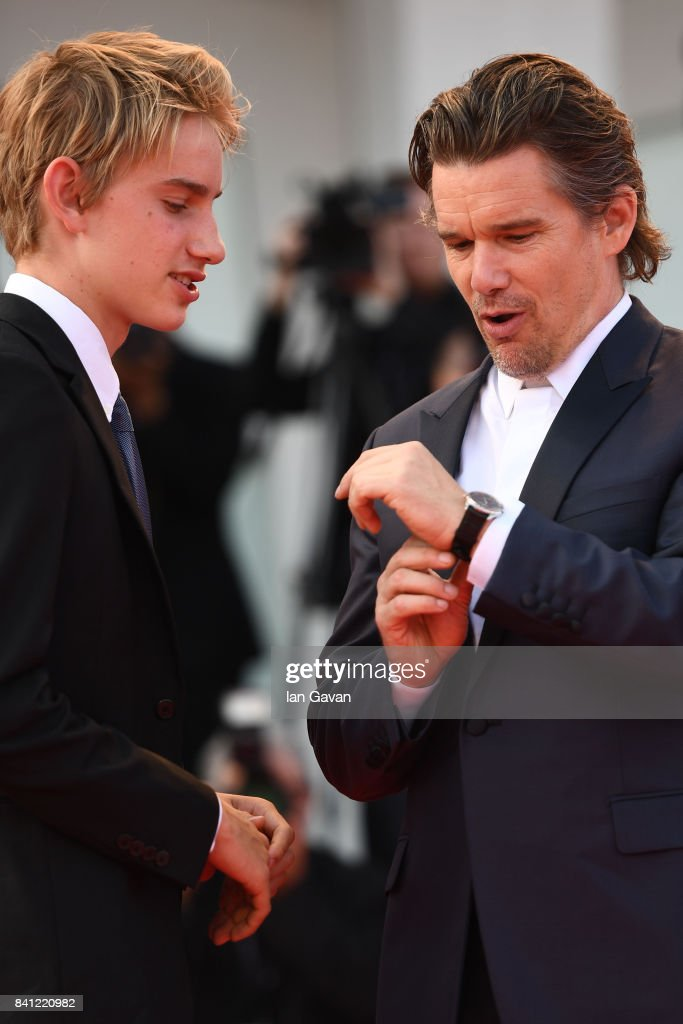 Premieres: 74th Venice International Film Festival - Jaeger-LeCoultre Collection