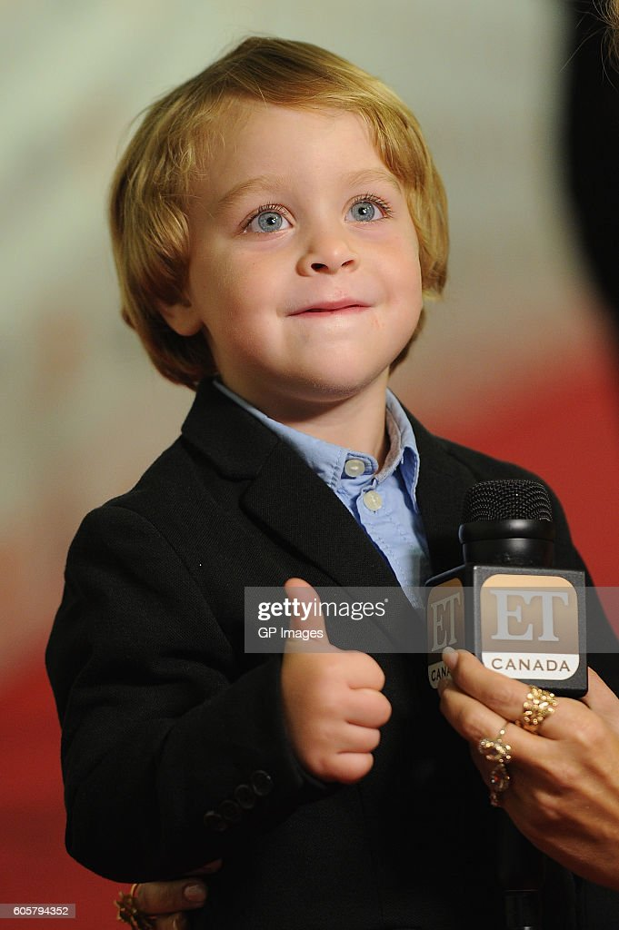 Actor Ethan MacIver-Wright attends 'The Headhunter's Calling' premiere during 2016 Toronto International Film Festival at Roy Thomson Hall on September 14, 2016 in Toronto, Canada.