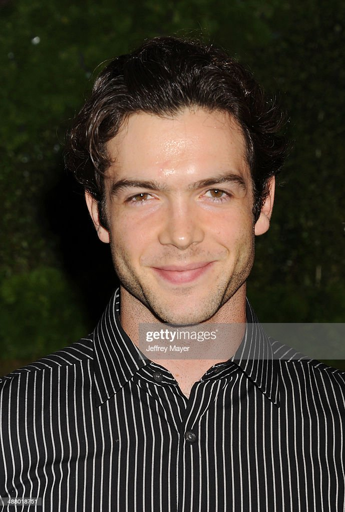 Actor Ethan Peck attends the Jaguar North America and BritWeek present a Villainous Affair held at The London on May 2, 2014 in West Hollywood, California.