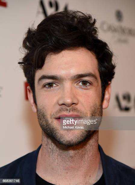 Actor Ethan Peck attends The Los Angeles Premiere Of 'Free Fire' Presented By Casa Noble Tequila on April 13 2017 in Los Angeles California