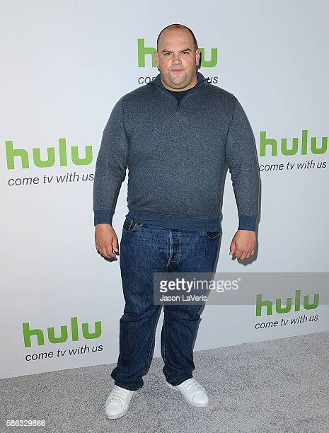 Actor Ethan Suplee attends the Hulu TCA Summer 2016 at The Beverly Hilton Hotel on August 5 2016 in Beverly Hills California