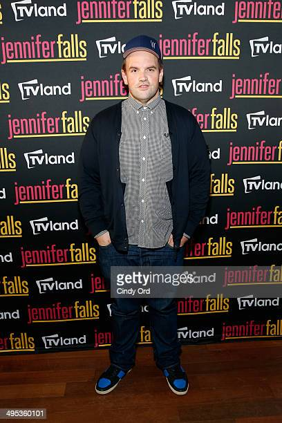 Actor Ethan Suplee attends TV Land's Jennifer Falls premiere party at Jimmy At The James Hotel on June 2 2014 in New York City