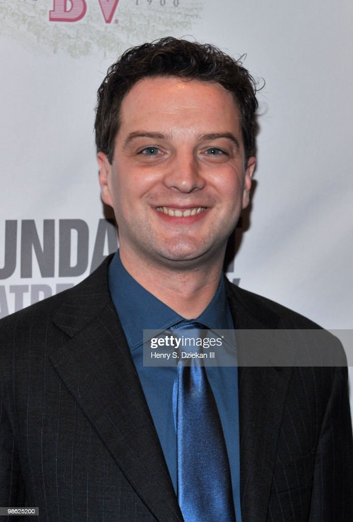 Actor Euan Morton attends the opening night after party of 'Sondheim on Sondheim' at Studio 54 on April 22, 2010 in New York, New York.