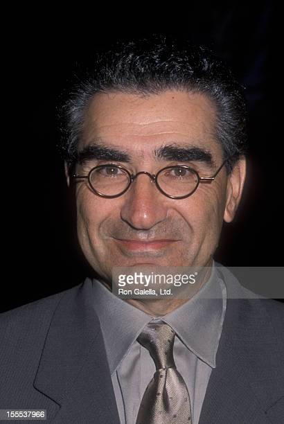 Actor Eugene Levy attends the premiere of Best In Show on September 19 2000 at the Director's Guild Theater in Hollywood California