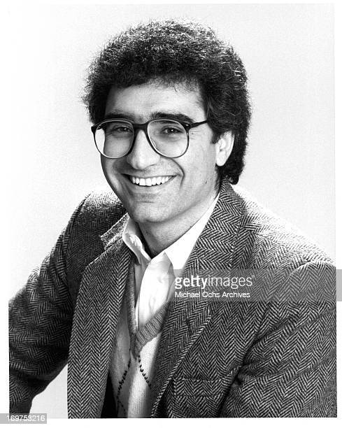 Actor Eugene Levy poses for a portrait in circa 1981