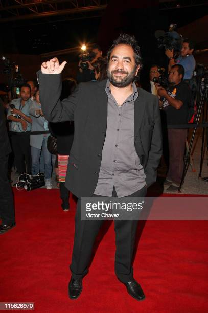 Actor Eugenio Caballero attends the 2009 Ariel 51 awards at Auditorio Nacional on March 31 2009 in Mexico City