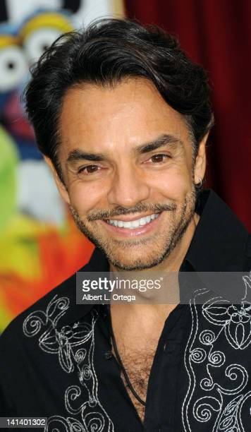 Actor Eugenio Derbez arrives for 'The Muppet' Los Angeles Premiere held at the El Capitan Theatre on November 12 2011 in Hollywood California