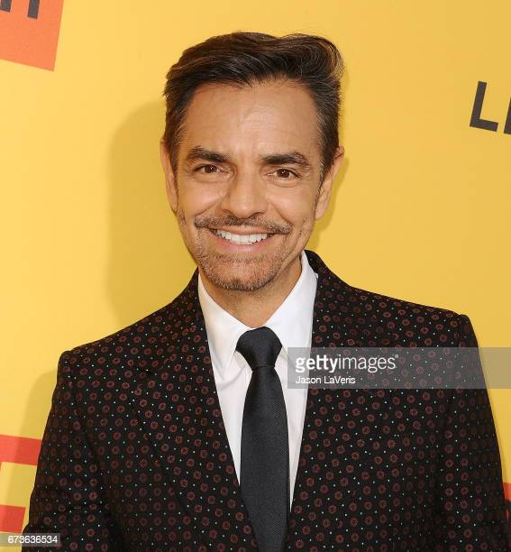 Actor Eugenio Derbez attends the premiere of 'How to Be a Latin Lover' at ArcLight Cinemas Cinerama Dome on April 26 2017 in Hollywood California