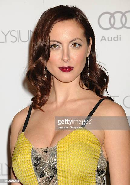 Actor Eva Amurri attends the Art Of Elysium's 6th Annual Heaven Gala held at the 2nd Street Tunnel on Saturday January 12 2013 in Los Angeles...