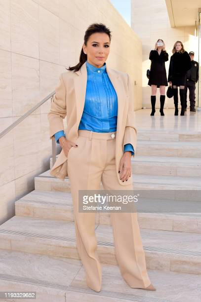 Actor Eva Longoria attends The Hollywood Reporter's Power 100 Women in Entertainment at Milk Studios on December 11 2019 in Hollywood California
