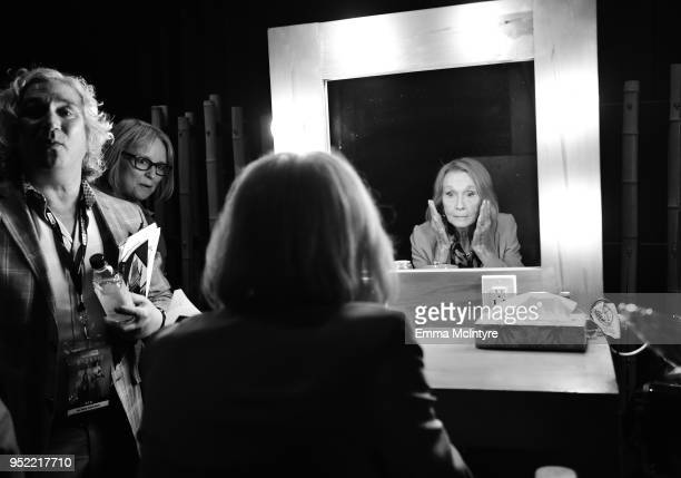 Actor Eva Marie Saint attends the screening of 'A Hatful of Rain' during Day 2 of the 2018 TCM Classic Film Festival on April 27, 2018 in Hollywood,...