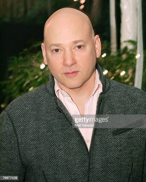Actor Evan Handler attends the MercedesBenz Oscar viewing party held at the Four Seasons Hotel on February 24 2008 in Beverly Hills California