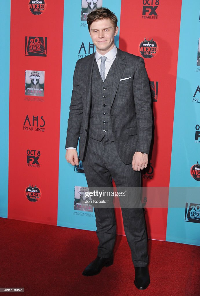 'American Horror Story: Freak Show' - Los Angeles Premiere : News Photo