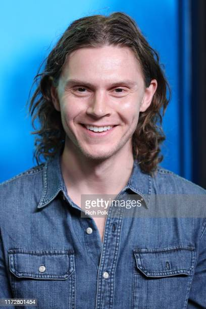 Actor Evan Peters of 'I Am Woman' attends The IMDb Studio Presented By Intuit QuickBooks at Toronto 2019 at Bisha Hotel Residences on September 06...