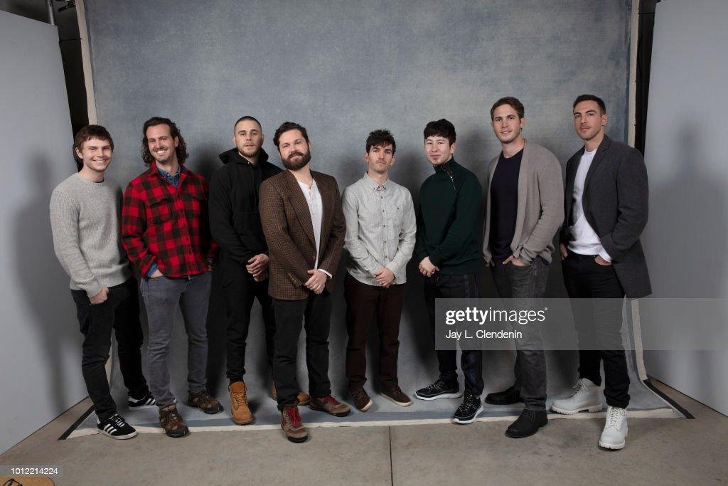 2018 Sundance, Los Angeles Times, January 2018 : News Photo