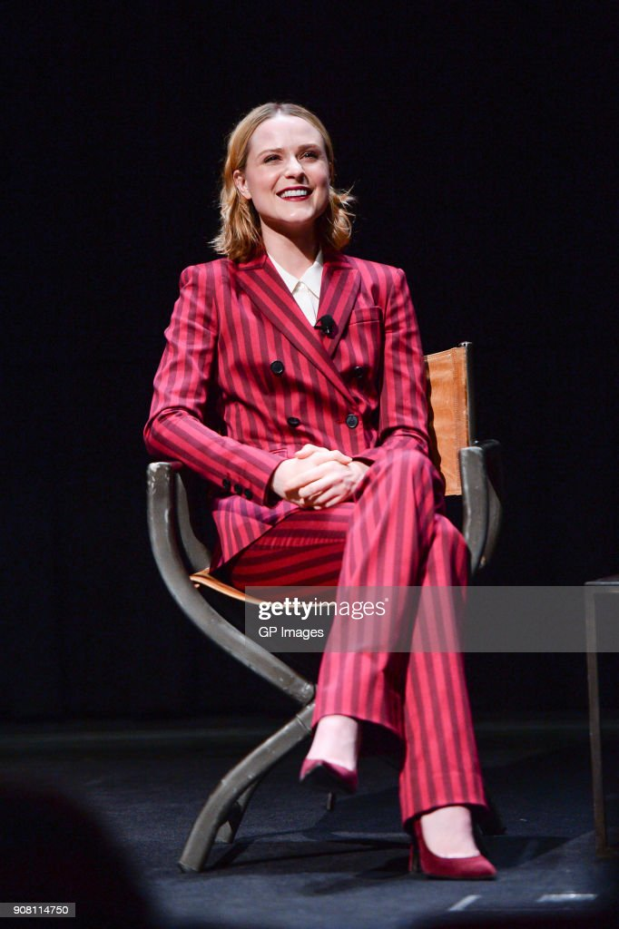 "TIFF Presents ""In Conversation With Evan Rachel Wood"""