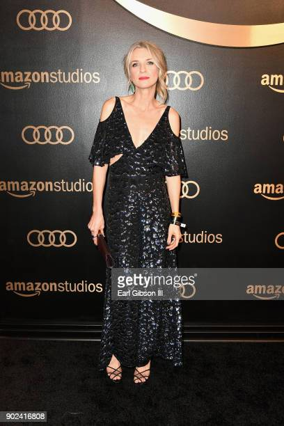 Actor Ever Carradine attends Amazon Studios' Golden Globes Celebration at The Beverly Hilton Hotel on January 7 2018 in Beverly Hills California