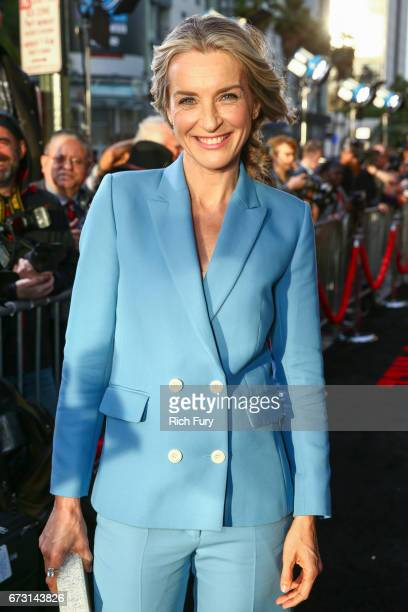 Actor Ever Carradine attends the premiere of Hulu's 'The Handmaid's Tale' at ArcLight Cinemas Cinerama Dome on April 25 2017 in Hollywood California