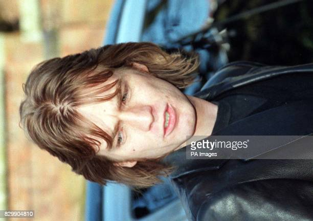 Actor Ewan MacGregor at the funeral of actor Ronald Fraser at Christ Church north London today Photo by Peter Jordan/PA See PA Story FUNERAL Fraser