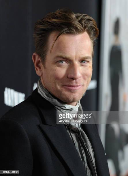 Actor Ewan McGregor arrives to the premiere of Relativity Media's Haywire at DGA Theater on January 5 2012 in Los Angeles California