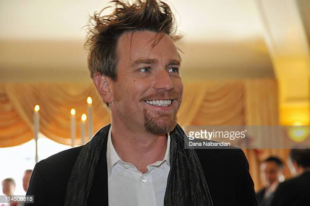 Actor Ewan McGregor at the cocktail party for 'Beginners' at Seattle International Film Festival at the Sorento Hotel on May 22 2011 in Seattle...