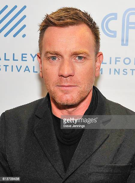 Actor Ewan McGregor attends his directorial debut screening of American Pastoral at the 39th Mill Valley Film Festival at Christopher B Smith Rafael...