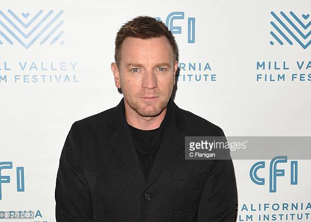Actor Ewan McGregor attends his directorial debut screening of 'American Pastoral' during the 39th Mill Valley Film Festival at Christopher B Smith...