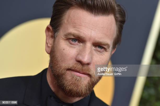 Actor Ewan McGregor attends the 75th Annual Golden Globe Awards at The Beverly Hilton Hotel on January 7 2018 in Beverly Hills California