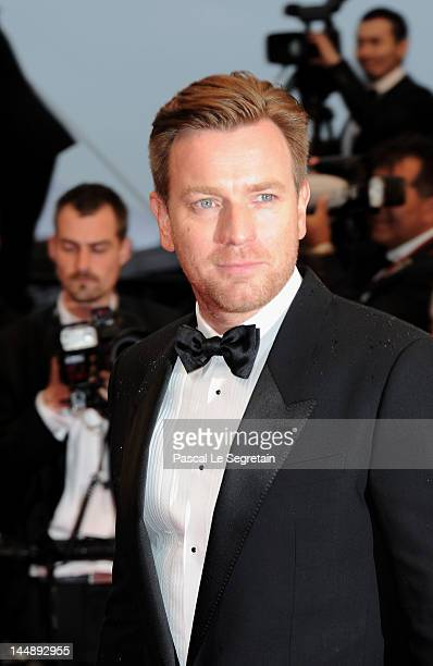 """Actor Ewan McGregor attends the """"Amour"""" premiere during the 65th Annual Cannes Film Festival at Palais des Festivals on May 20, 2012 in Cannes,..."""