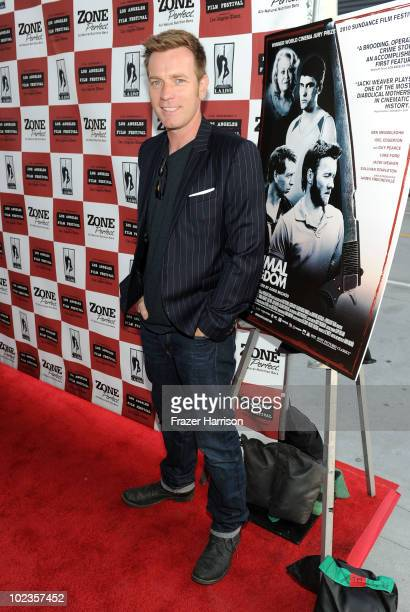 """Actor Ewan McGregor attends the """"Animal Kingdom"""" premiere during the 2010 Los Angeles Film Festival at Regal Cinemas at LA Live Downtown on June 23,..."""