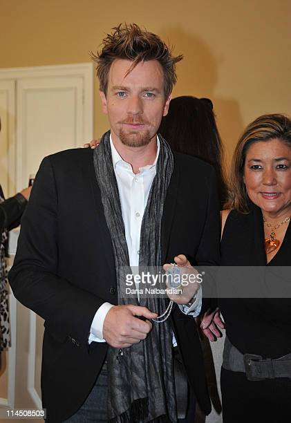 Actor Ewan McGregor attends the cocktail party for 'Love' at the Seattle International Film Festival at the Sorento Hotel at on May 22 2011 in...